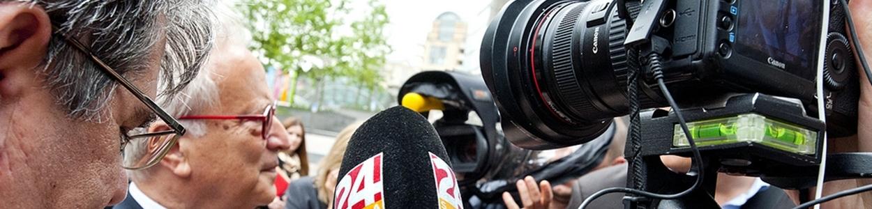 Influencer la press européenne à Bruxelles